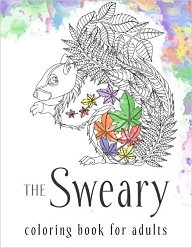 7200 The Sweary Coloring Book For Adults Pdf Free