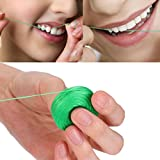 Creazy 50 M Flossing The Dirt Between The Teeth Removing Stains And Eliminating Bad Breath