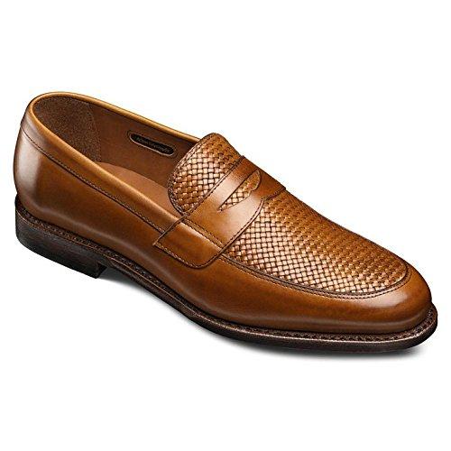 Loafer Mens Loafers Walnut Bluff Lake Edmonds Dress Shoes Allen Weave UOZ6qn