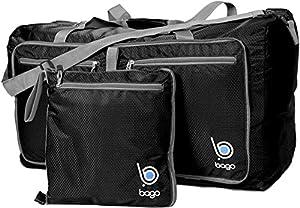 Bago Travel Duffel Bag For Women Men And Kids