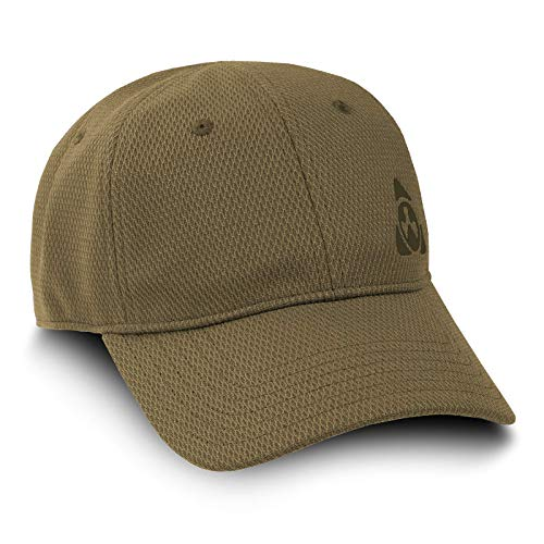 Magpul Core Cover Low Crown Stretch Fit Baseball Cap Coyote, Small/Medium
