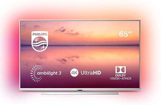 Philips 65PUS6814 - Smart TV con Alexa Integrada, Ultra HD 65 ...