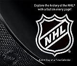 NHL 2018 Day-at-a-Time Box Calendar