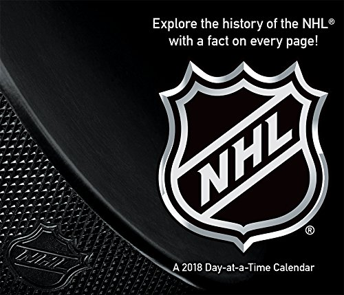 NHL 2018 Day-at-a-Time Box Calendar