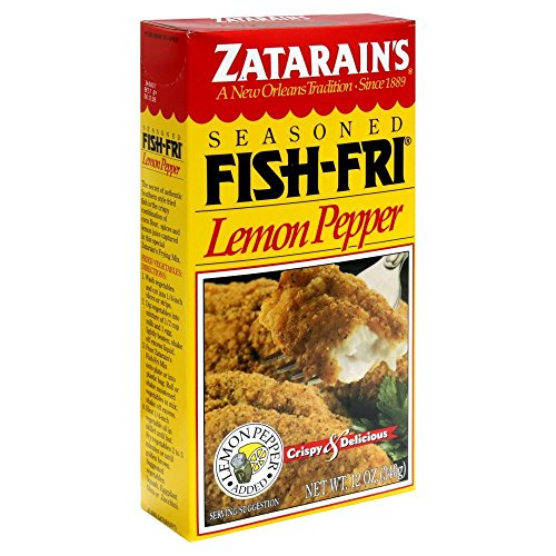 Zatarain's Coating Mix Chicken Fry Crispy Southern, 12-ounces (Pack of12) by Zatarain's