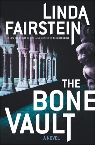 book cover of The Bone Vault