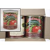 Muir Glen Crushed Tomato in Puree (6x104 OZ) (Value Bulk Multi-pack)