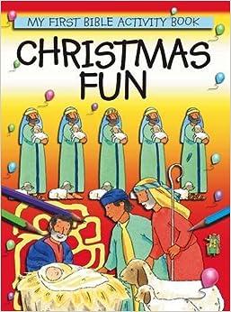 Book Christmas Fun (My First Bible Activity Book)