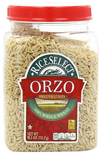 RiceSelect Orzo Whole Wheat Pasta - 26.5 oz