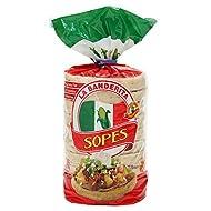 La Banderita Sopes - 10ct Each Pack - 4 Pack Case