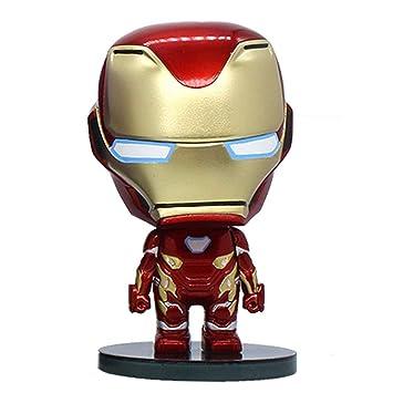 Marvel Avengers - Iron Man Capitán América Modelo - Versión ...