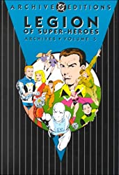 Legion of Super-Heroes - Archives, Volume 5