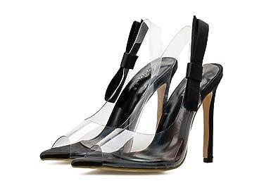 e1e5051c08b89 Amazon.com: LYLIFE Women Peep Toe Pumps Platform Thin Heel Stiletto ...