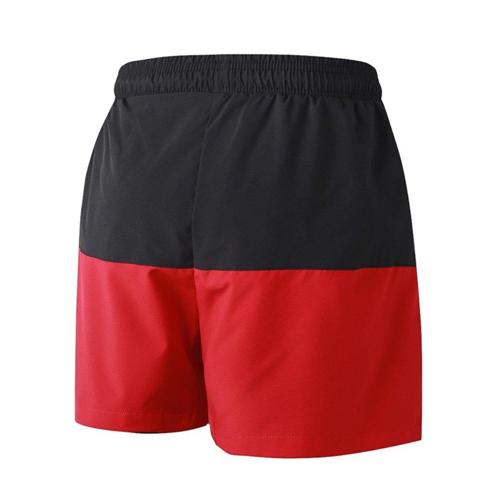 1663c9b946 Amazon.com: Fenta Men's Casual Shorts Quick-Drying Sports Pants Fitness  Short Running Walking: Sports & Outdoors