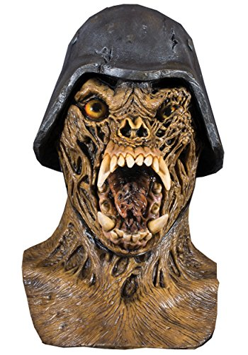 [Trick or Treat Studios Men's An American Werewolf In London-Warmonger Mask, Multi, One Size] (Trick Or Treat Costumes For Adults)