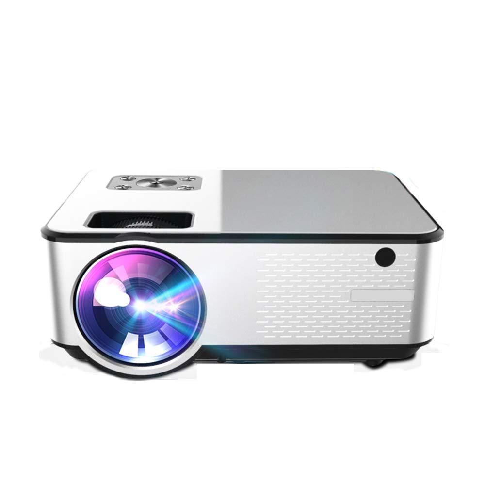 ZUHN Portable 4000 Lumens 1280 * 720P LED Home Version Video