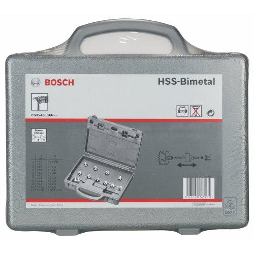 Bosch Zubehör 2605438166 Leerer Lochsägen-Set-Koffer