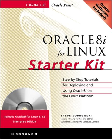Read Online Oracle8i for Linux Starter Kit (Book/CD-ROM Package) pdf epub