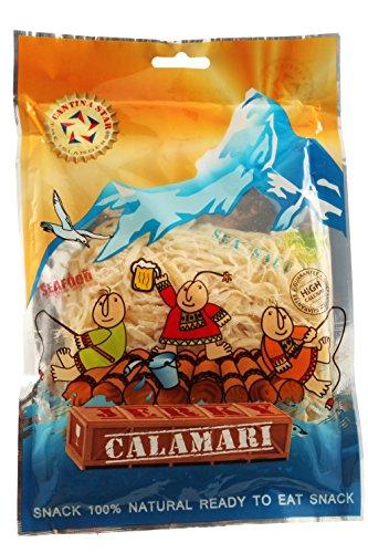 Cantina Star (Calamari) Calamari Jerky, 80g