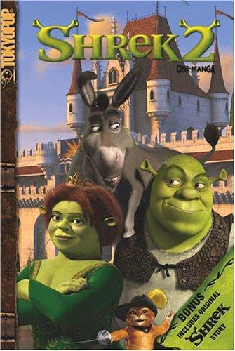 Shrek  2 (Cine-Manga Titles for ()