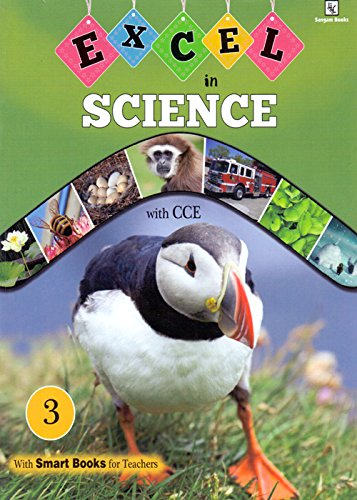 Excel in Science Class 3: 9788173703973: Amazon com: Books