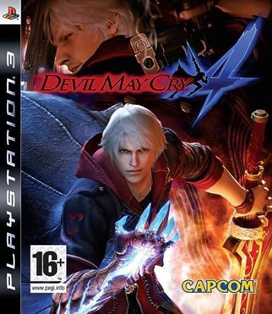 Devil May Cry 4 (PS3) [Importación inglesa]: Amazon.es: Videojuegos