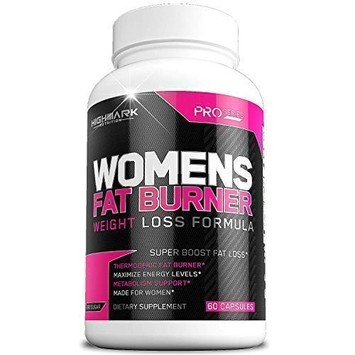 Natural Fat Burner Diet Pills for Women | Weight Loss Pills and Appetite Suppressant | Lose Weight and Boost Energy | 30-Day Formula for a Fitter, Healthier Body | 60 Capsules ()