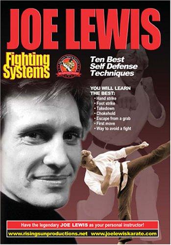 Joe Lewis The Ten Best Self-Defense Techniques-D