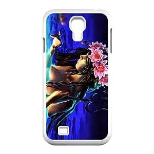 Anime Mermaid Samsung Galaxy S4 9500 Cell Phone Case White Phone cover W9312802