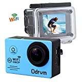 Image of WIFI Underwater Camera HD 1080P Action Camera Waterproof With 2-Inch LCD for Riding,Racing,Skiing,Motorcycle,Motocross And Water Sports