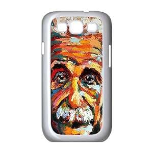 Einstein Samsung Galaxy S3 9300 Cell Phone Case White as a gift F7928452