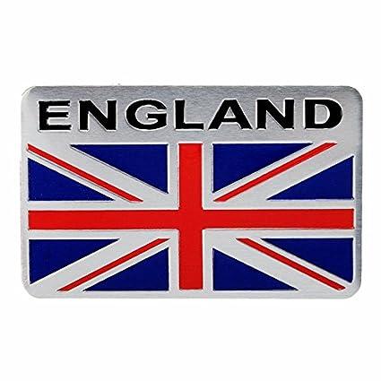Exterior Accessories England Sticker Flag Stickers Britain Shield