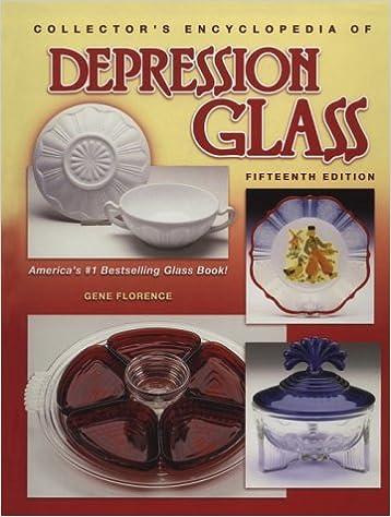 Kostenloses Handy-eBook zum Herunterladen Collector's Encyclopedia of Depression Glass PDF ePub MOBI