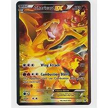 Pokemon XY Promo Card Regular Holo Rare Charizard EX XY121