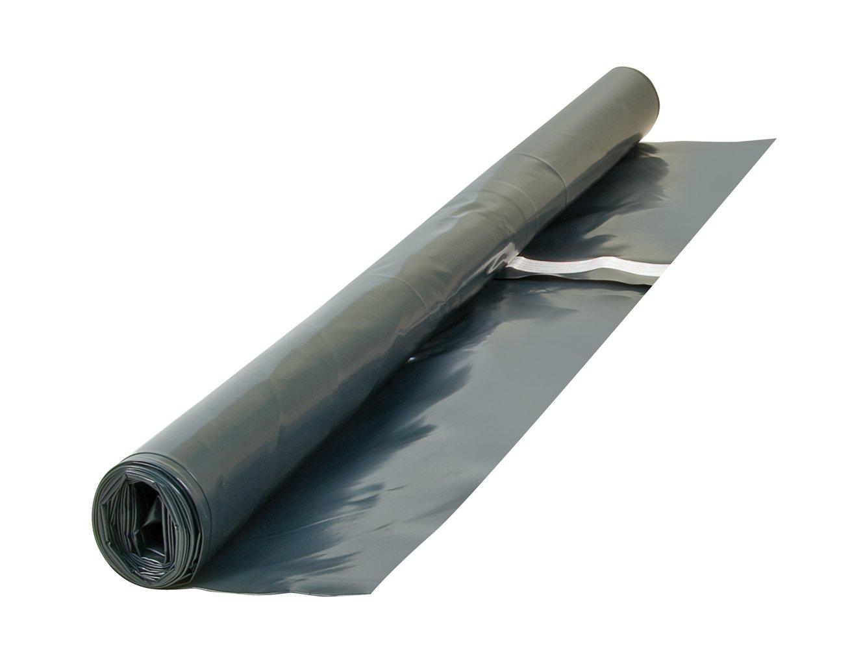 Roberts 70-115 Moisture Barricade Underlayment, For Laminate Floors, 6 Mil. Thick Polyethylene Film, 120 Sq. Foot Roll