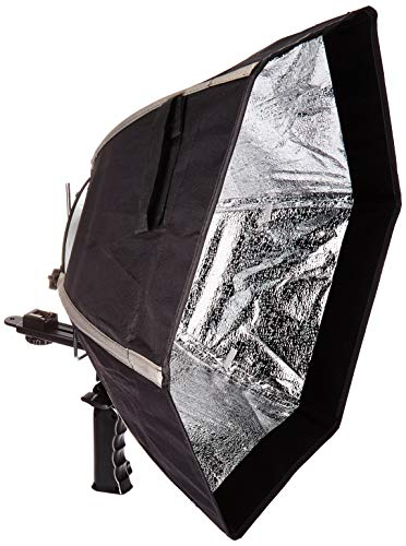 Fotodiox Quick-Collapse Flash Softbox - 50cm (20in) Hexagon for Canon Speedlight & Nikon, Vivitar, Sunpack, Nissin Flash etc.