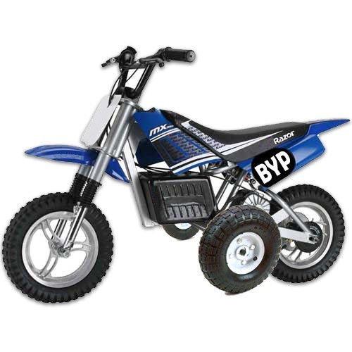 Razor Mx350 Mx400 Kids Youth Training (Razor Electric Dirt Bike)