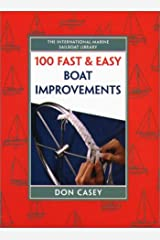 100 Fast & Easy Boat Improvements Hardcover