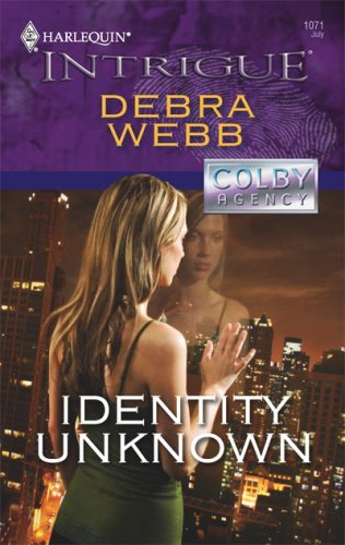 Identity Colby Agency Book 31 ebook product image