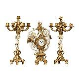 Design Toscano The Cherub's Harvest Clock and