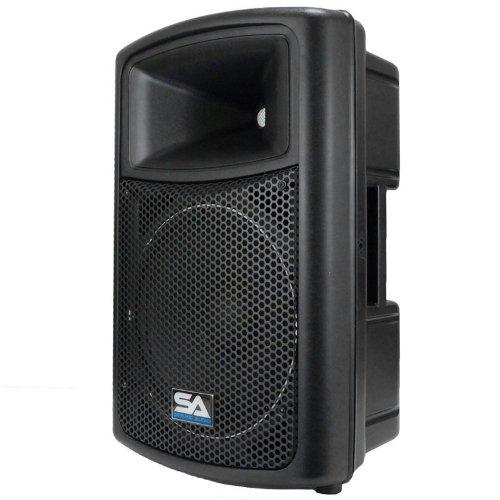 Seismic Audio - NPS-12 - Pro Audio PA DJ 12'' Speakers - Lightweight Molded Cabinets  - 325 Watts