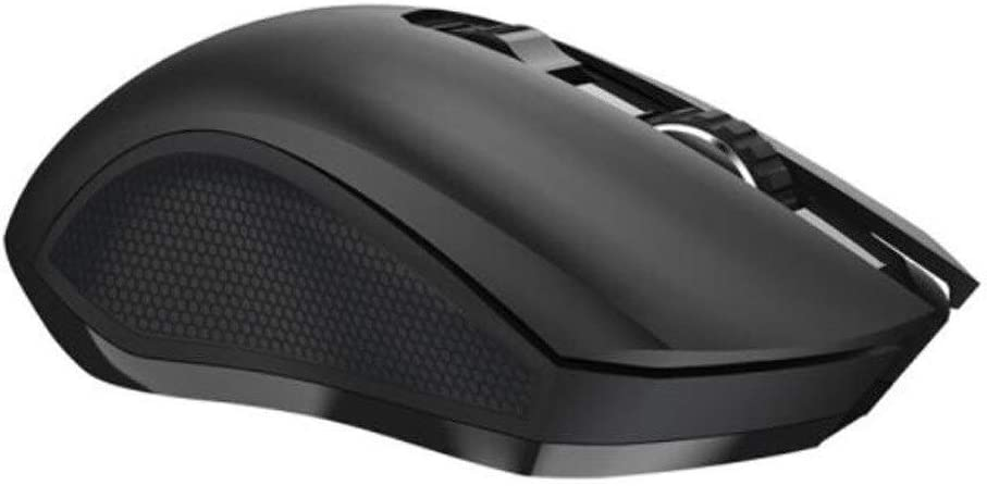 Charging Mouse 6000DPI Black Hand Sprayer Color : Black XIMINGJIA Gaming Mouse Dual Mode Mouse Custom Game Engine