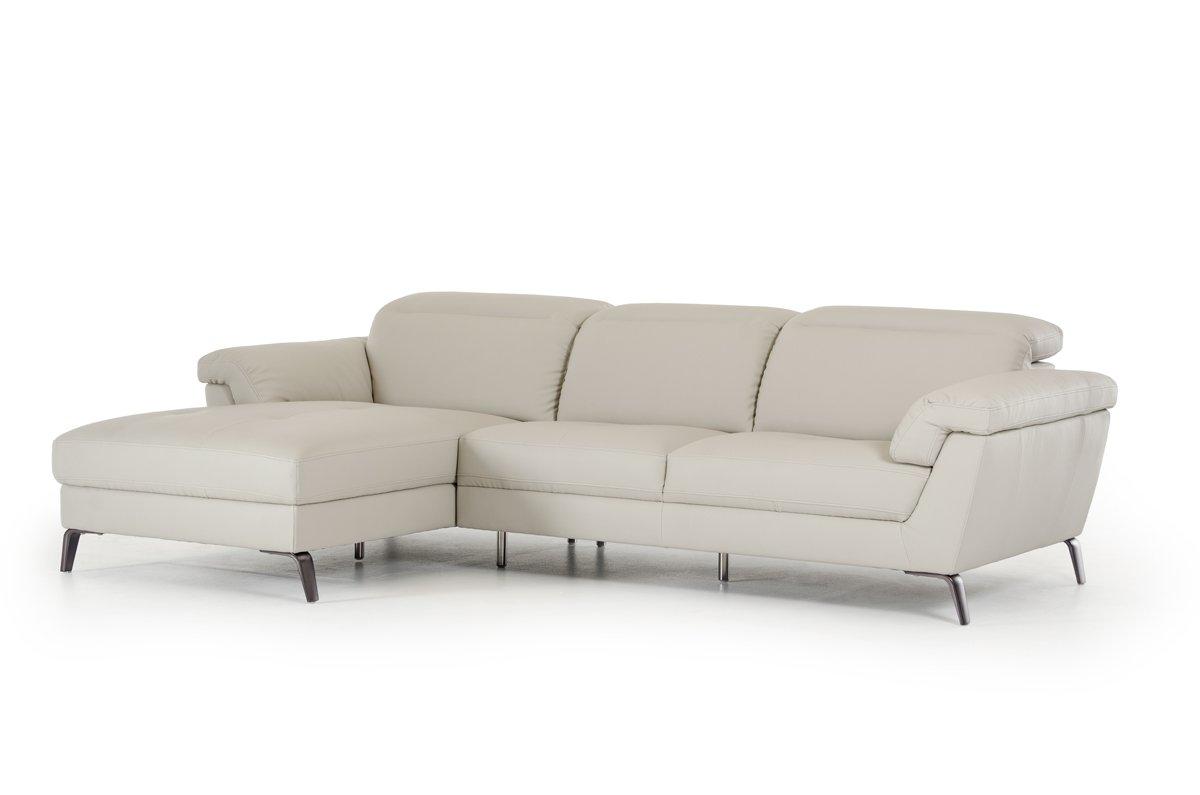 Amazon.com: Divani Casa Edelweiss Modern Eco-Leather ...
