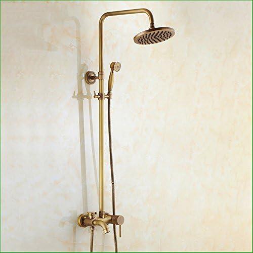 Grifo termostatico de Ducha Ducha Vintage Antique Cobre Traje de ...