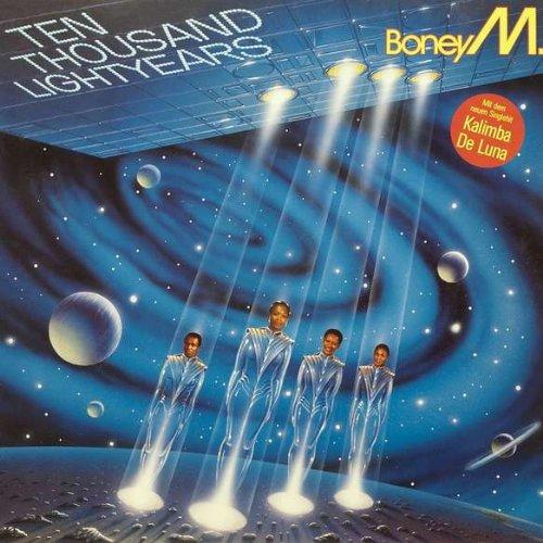 Boney M. - Boney M. - Ten Thousand Lightyears - Hansa - 206 555, Hansa - 206 555-620 - Lyrics2You