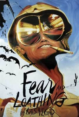 Fear And Loathing In Las Vegas - Movie Poster / Print