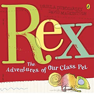 book cover of Rex