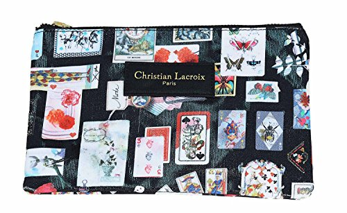 Christian Lacroix - Abbastanza gioco Black Pouch