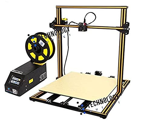 Creality 3D CR-10S 3D Printer (4S Touchscreen): Amazon.es ...