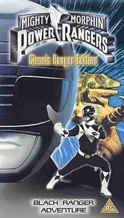Mighty Morphn Power Rangers [Reino Unido] [VHS]: Amazon.es ...